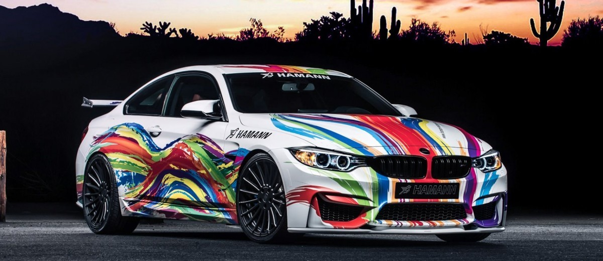 HAMANN 2015 BMW M4 Art Cars 1