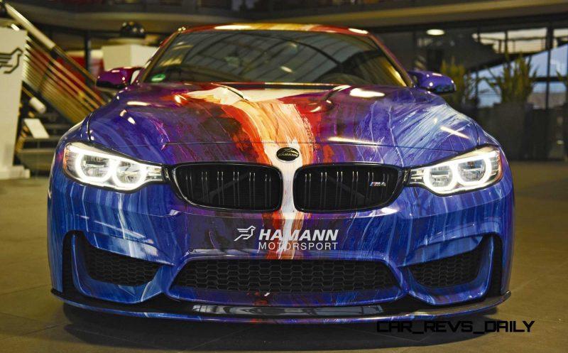 HAMANN 2015 BMW M4 Art Cars 10