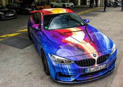 HAMANN 2015 BMW M4 Art Cars 11