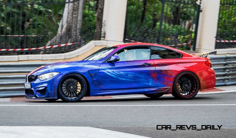 HAMANN 2015 BMW M4 Art Cars 12