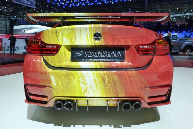 HAMANN 2015 BMW M4 Art Cars 13