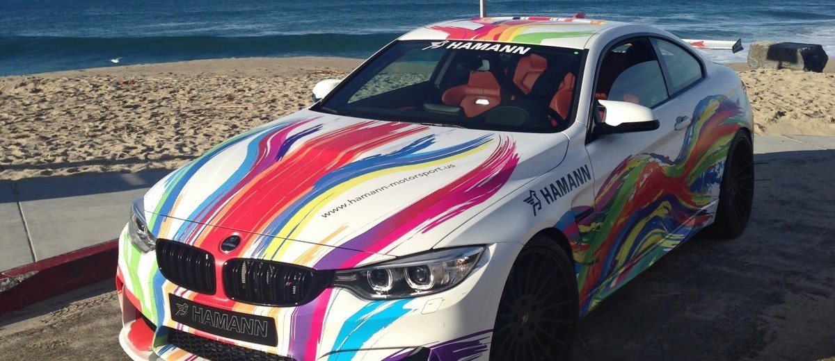 HAMANN 2015 BMW M4 Art Cars 14