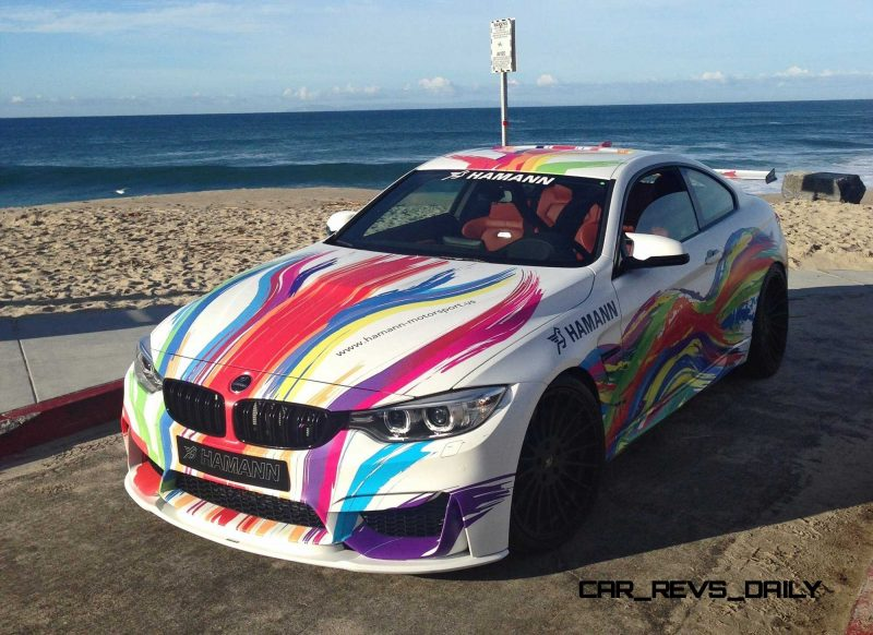 HAMANN 2015 BMW M4 Art Cars 14