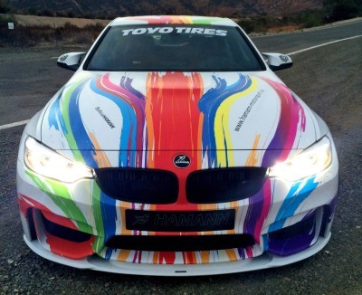 HAMANN 2015 BMW M4 Art Cars 15