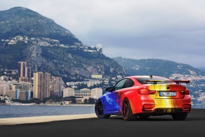 HAMANN 2015 BMW M4 Art Cars 16