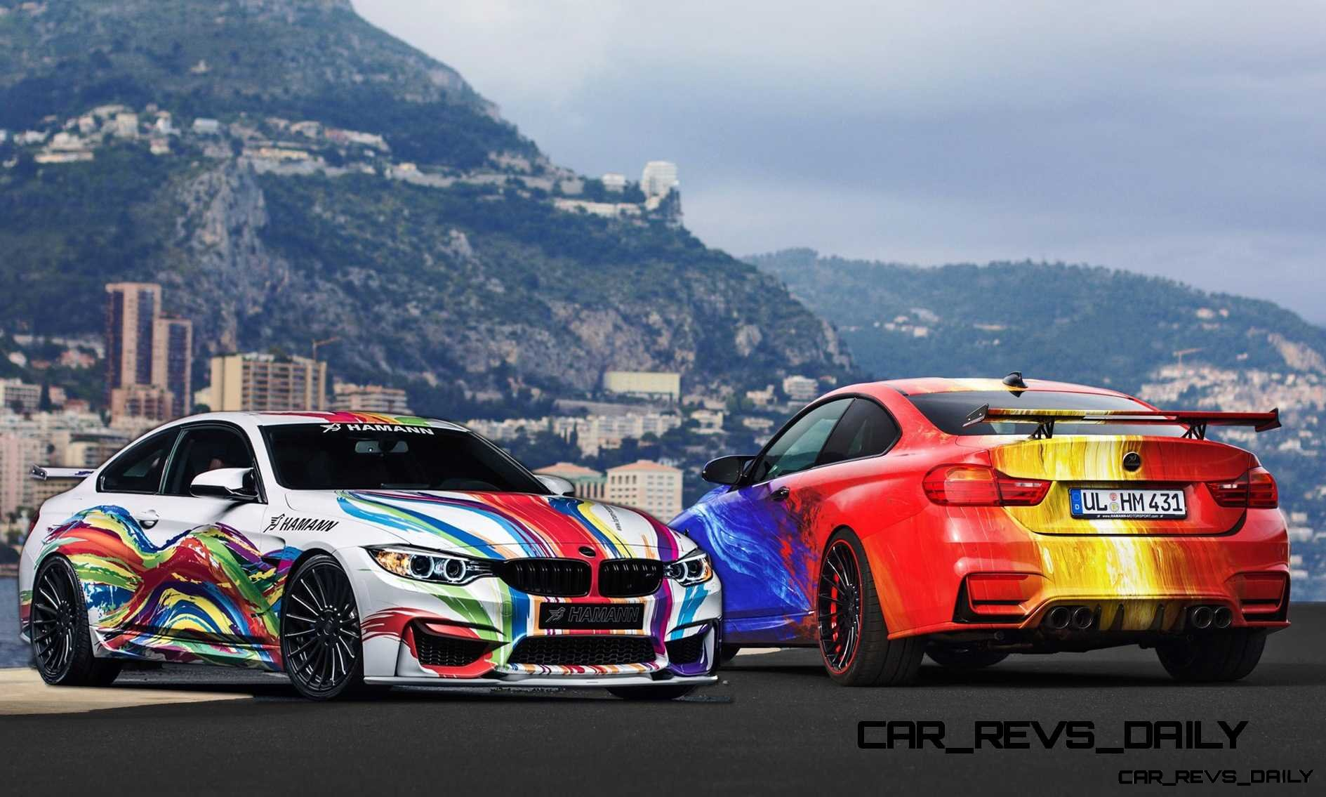 HAMANN 2015 BMW M4 Art Cars 16a