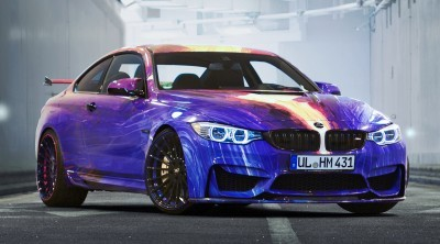 HAMANN 2015 BMW M4 Art Cars 18
