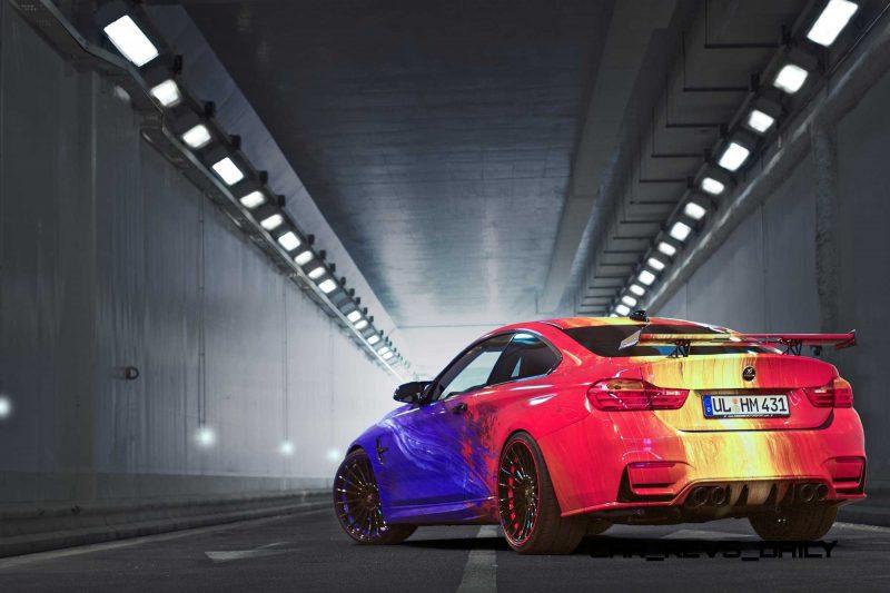 HAMANN 2015 BMW M4 Art Cars 19