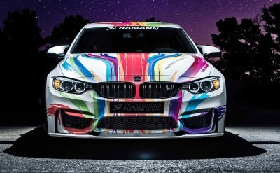 HAMANN 2015 BMW M4 Art Cars 2