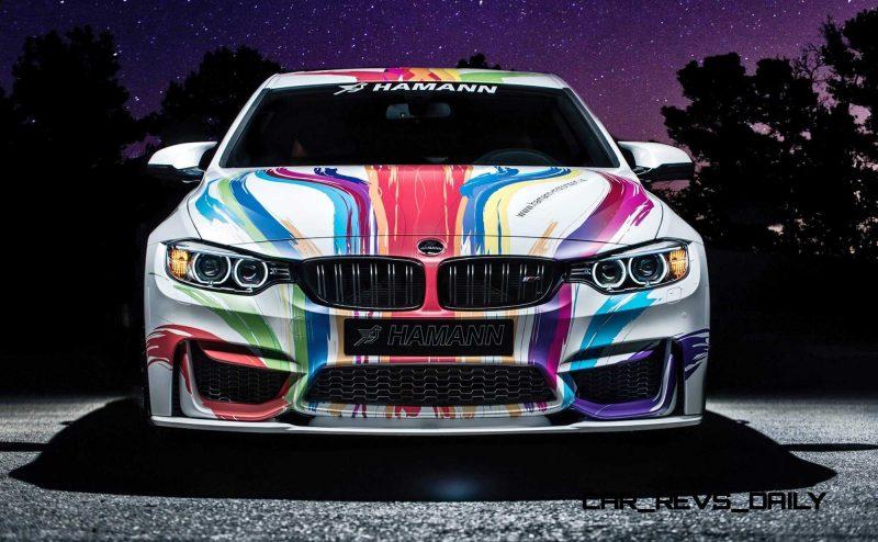 HAMANN 2015 BMW M4 Art Cars 2