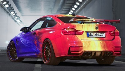 HAMANN 2015 BMW M4 Art Cars 20