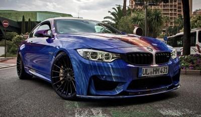 HAMANN 2015 BMW M4 Art Cars 22