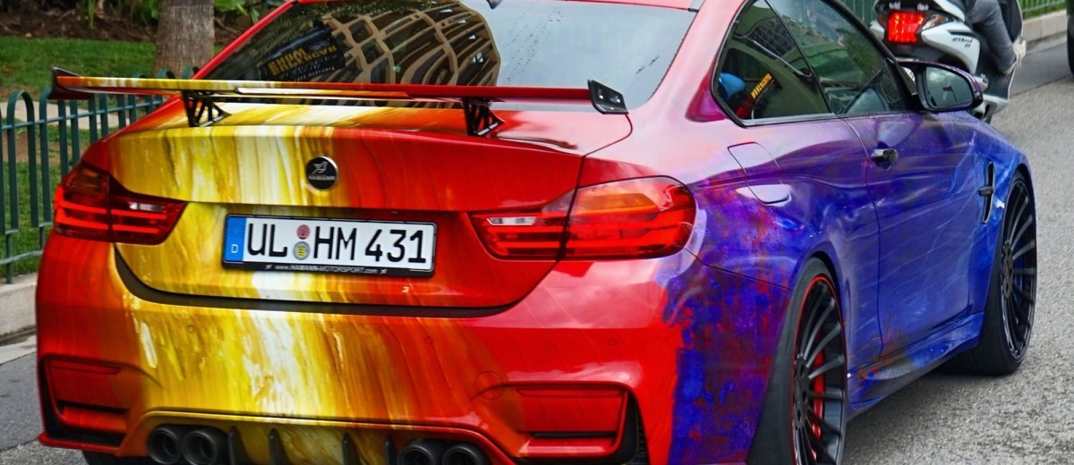HAMANN 2015 BMW M4 Art Cars 23
