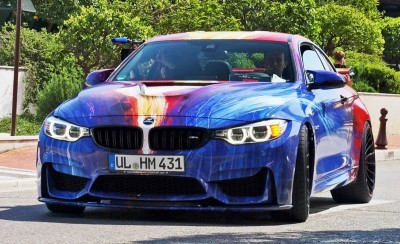 HAMANN 2015 BMW M4 Art Cars 3
