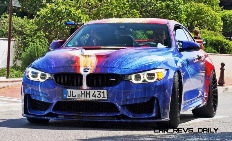 HAMANN 2015 BMW M4 Art Cars 3