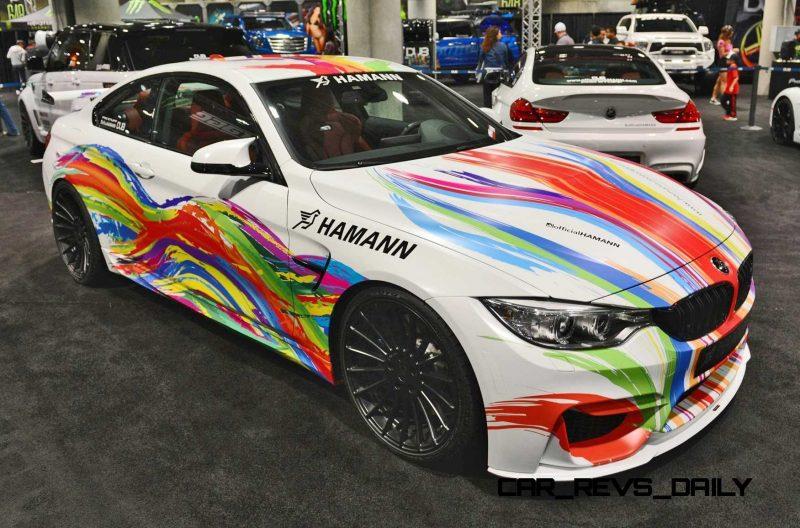 HAMANN 2015 BMW M4 Art Cars 5