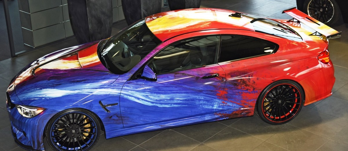 HAMANN 2015 BMW M4 Art Cars 6