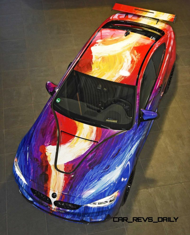 HAMANN 2015 BMW M4 Art Cars 7