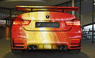 HAMANN 2015 BMW M4 Art Cars 8