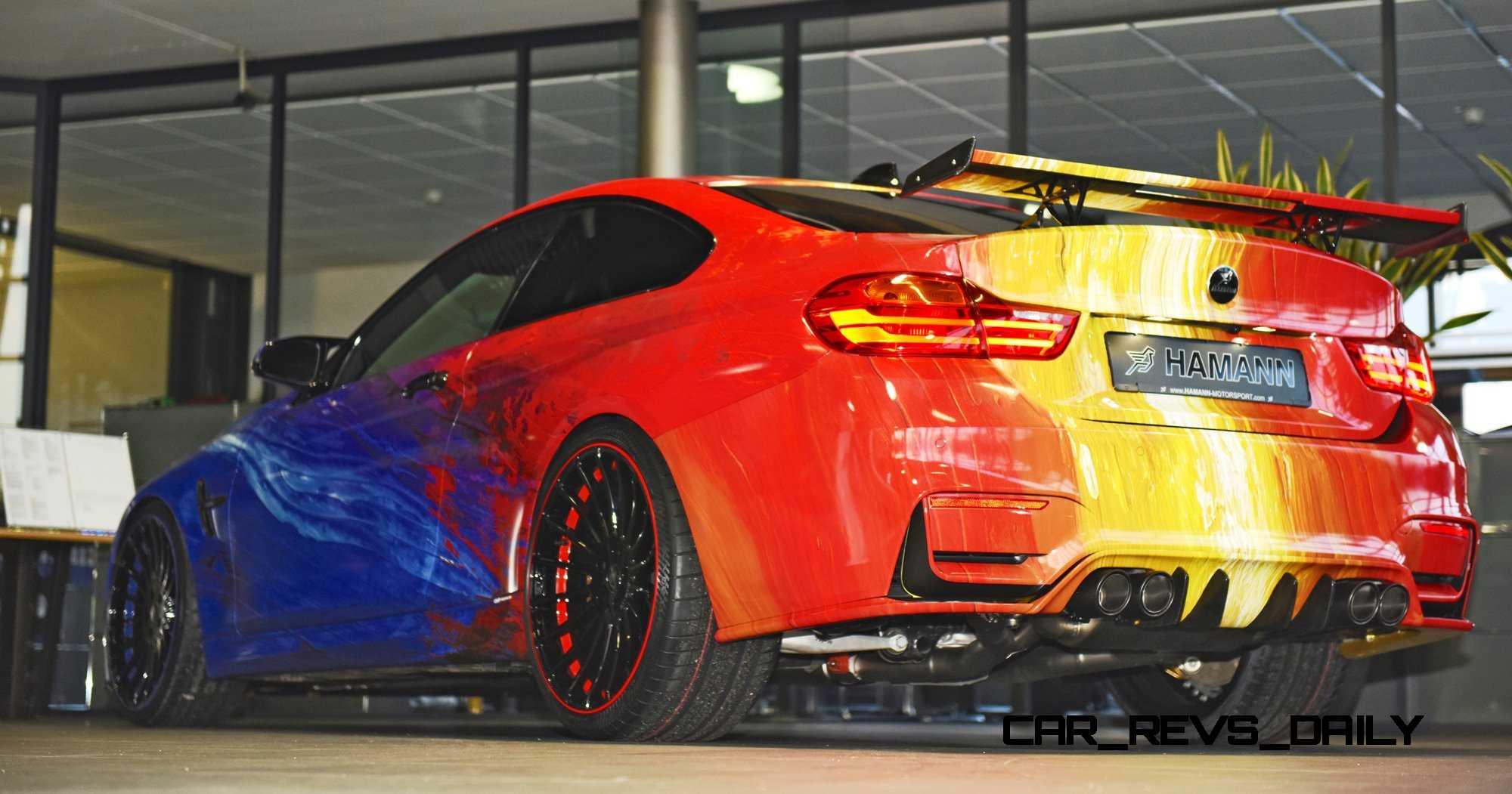 Second Wind BMW >> HAMANN 2015 BMW M4 Art Cars
