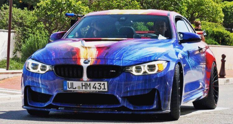 HAMANN 2015 BMW M4 Art Cars