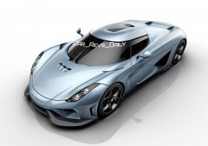 Koenigsegg Regera Colors HQ 1