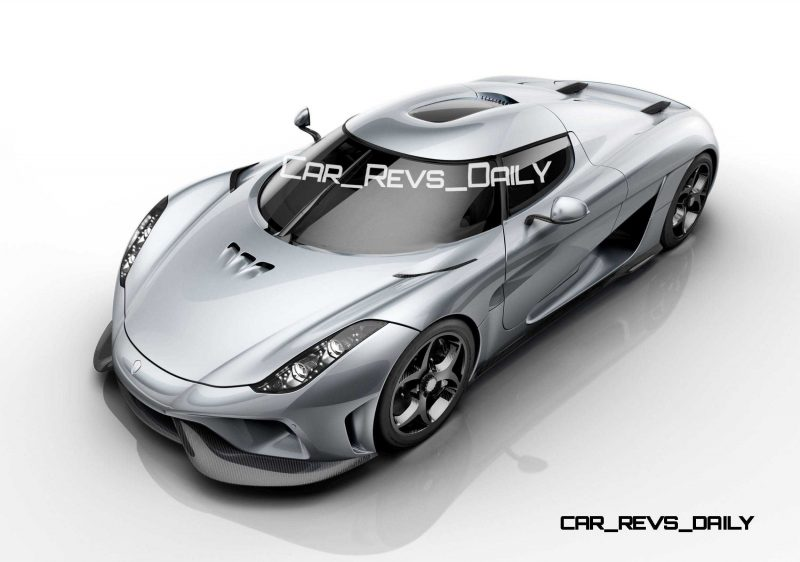 Koenigsegg Regera Colors HQ 11