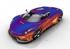 Koenigsegg Regera Colors HQ 13