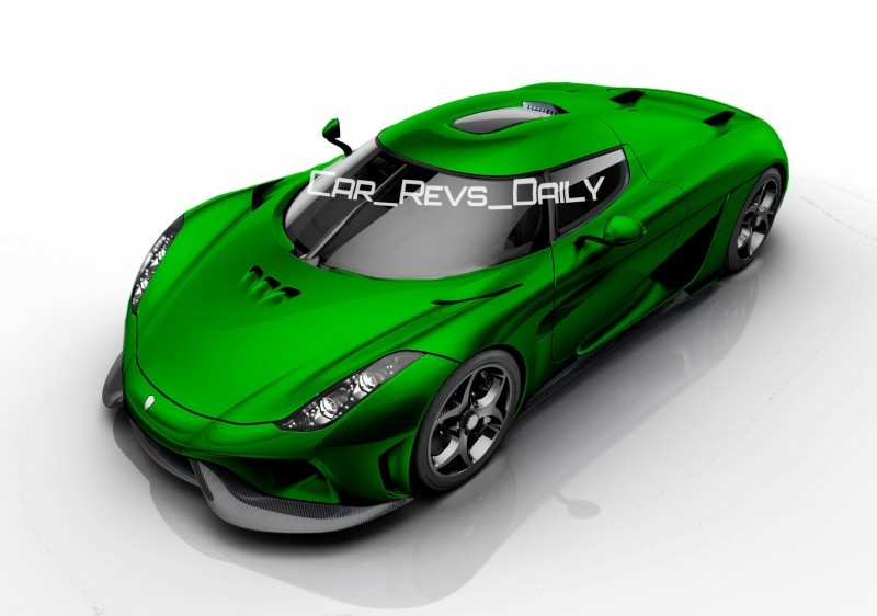 Koenigsegg Regera Colors HQ 2
