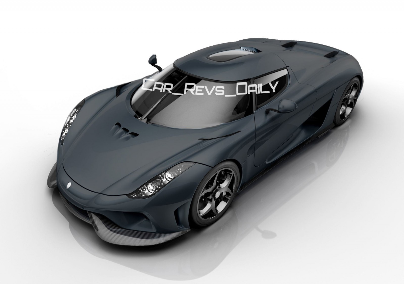 2016 Koenigsegg Regera Colors