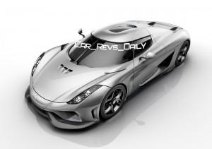 Koenigsegg Regera Colors HQ 4