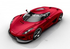 Koenigsegg Regera Colors HQ 7