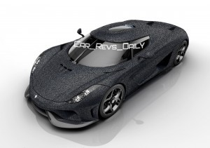 Koenigsegg Regera Colors HQ 8