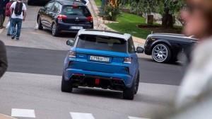 LARTE Design Range Rover Sport WINNER Monte Carlo Monaco 10