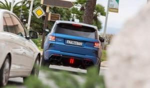 LARTE Design Range Rover Sport WINNER Monte Carlo Monaco 11