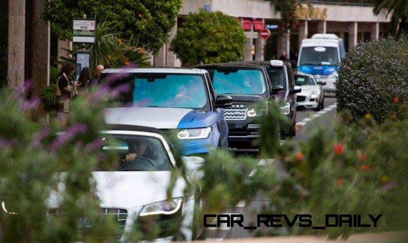 LARTE Design Range Rover Sport WINNER Monte Carlo Monaco 12