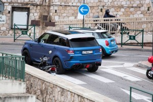 LARTE Design Range Rover Sport WINNER Monte Carlo Monaco 15