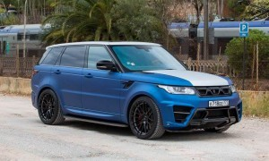 LARTE Design Range Rover Sport WINNER Monte Carlo Monaco 16