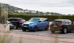 LARTE Design Range Rover Sport WINNER Monte Carlo Monaco 17