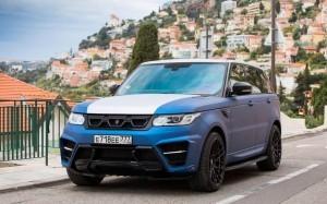 LARTE Design Range Rover Sport WINNER Monte Carlo Monaco 19