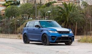 LARTE Design Range Rover Sport WINNER Monte Carlo Monaco 26