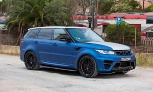 LARTE Design Range Rover Sport WINNER Monte Carlo Monaco 27