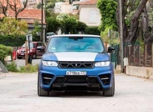 LARTE Design Range Rover Sport WINNER Monte Carlo Monaco 28