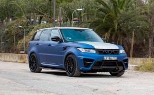 LARTE Design Range Rover Sport WINNER Monte Carlo Monaco 30