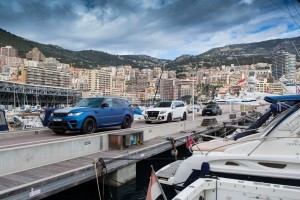 LARTE Design Range Rover Sport WINNER Monte Carlo Monaco 31