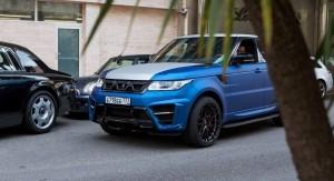 LARTE Design Range Rover Sport WINNER Monte Carlo Monaco 36