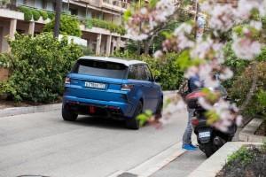LARTE Design Range Rover Sport WINNER Monte Carlo Monaco 39