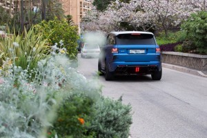 LARTE Design Range Rover Sport WINNER Monte Carlo Monaco 41