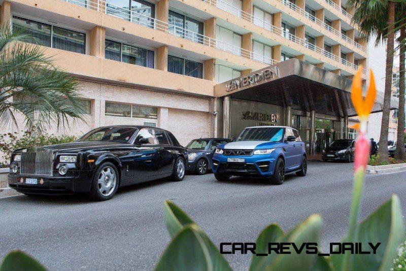 LARTE Design Range Rover Sport WINNER Monte Carlo Monaco 42