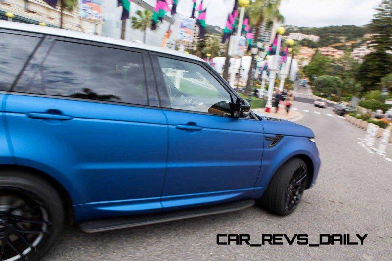 LARTE Design Range Rover Sport WINNER Monte Carlo Monaco 43
